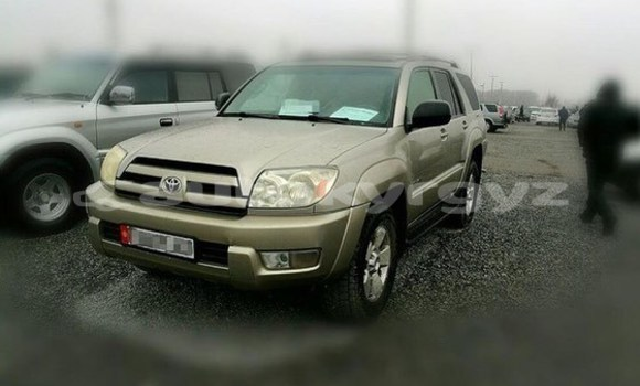 Buy Used Toyota 4Runner Brown Car in Bishkek in Bishkek