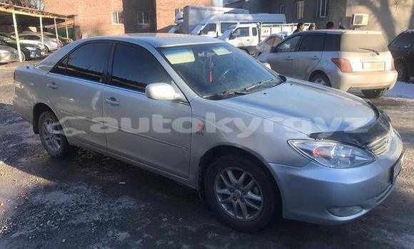 Buy Used Toyota Camry Silver Car in Bishkek in Bishkek