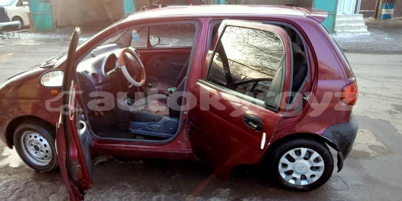 Big with watermark daewoo matiz osh osh 3407