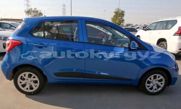 Buy Import Hyundai i10 Blue Car in Import - Dubai in Batken