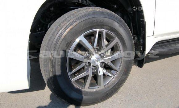 Buy Import Toyota Prado White Car in Import - Dubai in Batken
