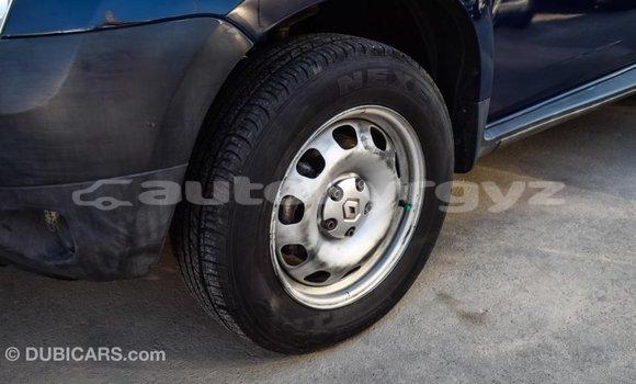 Buy Import Renault Duster Blue Car in Import - Dubai in Batken