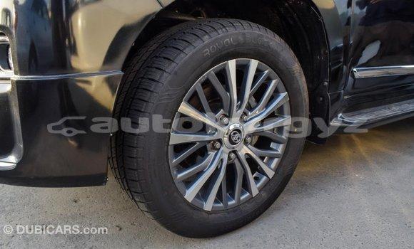 Buy Import Toyota Land Cruiser Black Car in Import - Dubai in Batken