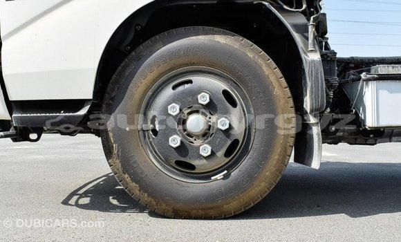 Buy Import Hino 300 Series White Truck in Import - Dubai in Batken