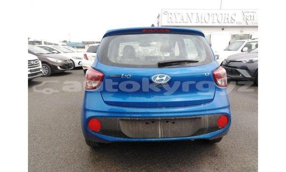 Buy Import Hyundai i10 Blue Car in Import - Dubai in Batken